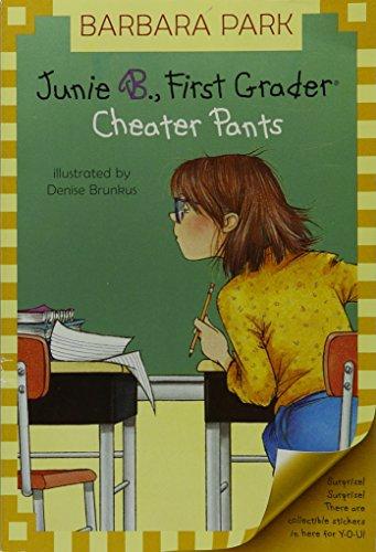 9780439692496: Junie B., First Grader: Cheater Pants