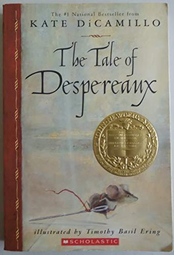 9780439692687: The Tale of Despereaux