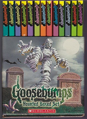Goosebumps Haunted Boxed Set (13 Books) (Goosebumps): R. L. Stine; R. L. Stine