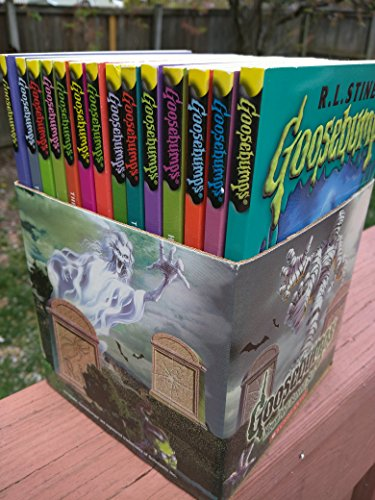 Goosebumps Haunted Boxed Set: Stine, R.L.