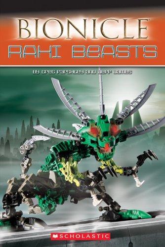 9780439696227: Rahi Beasts (Bionicle)