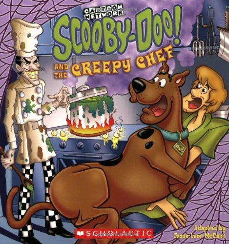 9780439696432: Scooby-Doo! and the Creepy Chef