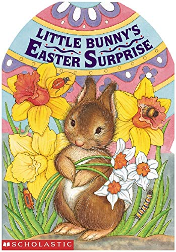 9780439696821: Little Bunny's Easter Surprise (Mini Egg Books)