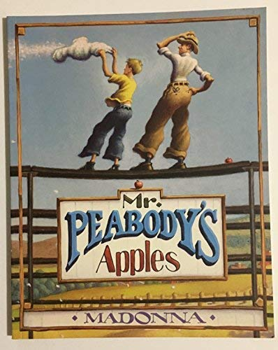 Mr. Peabody's Apples (0439699991) by Madonna