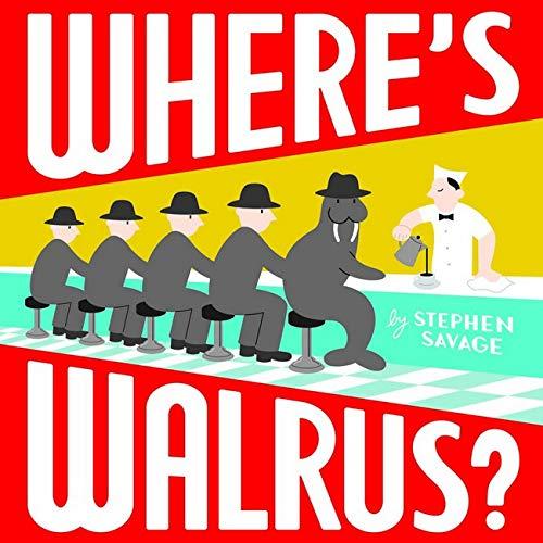 9780439700498: Where's Walrus?