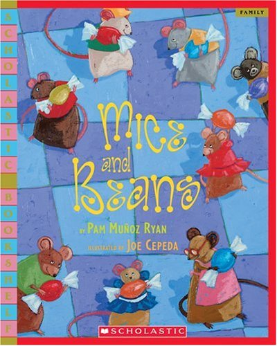 9780439701365: Mice and Beans (Bkshelf) (Scholastic Bookshelf)
