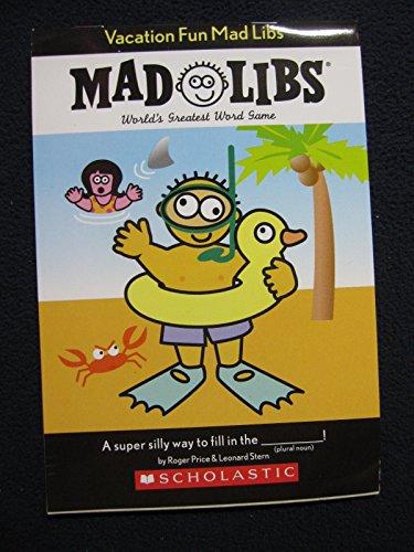 9780439701372: Vacation Fun Mad Libs (Mad Libs)