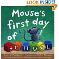 9780439702003: Mouse's First Day of School (Book and Audio CD)