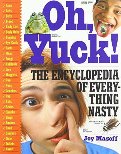 9780439702119: Oh, Yuck! The Encyclopedia Of Everything Nasty