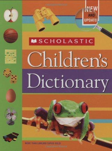 9780439702584: Scholastic Children's Dictionary