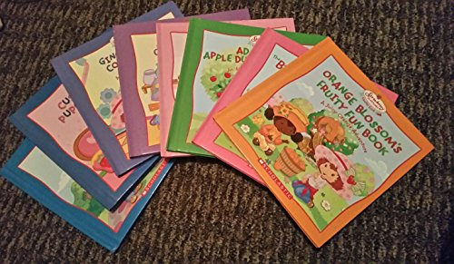 9780439703093: Strawberry Shortcake: The Berry Fun Craft Book (Strawberry Shortcake Crafts Club)