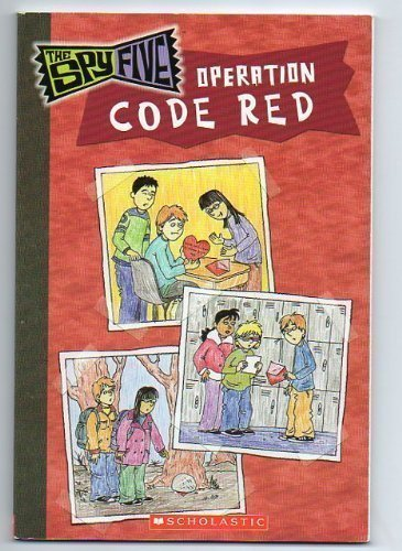 9780439703536: Operation Code Red (The Spy Five)
