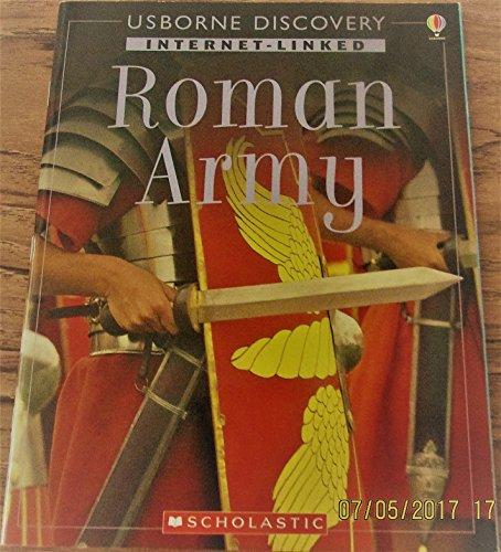 9780439703680: Roman Army (Usborne Discovery Internet-Linked)