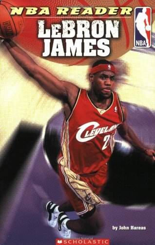 9780439703970: Lebron James NBA Reader (NBA Readers)