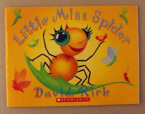 9780439705813: LITTLE MISS SPIDER