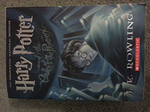 9780439705905: Harry Potter and the Order of the Phoenix