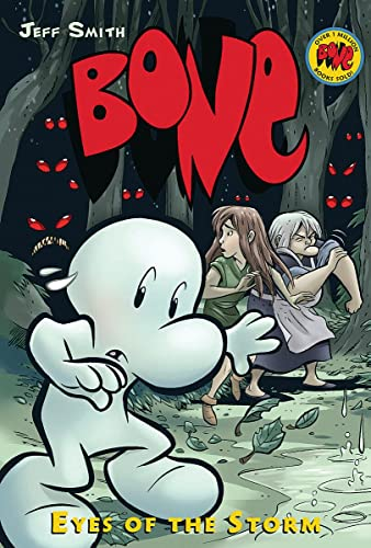 9780439706254: Bone Volume 3: Eyes of the Storm