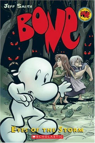 9780439706254: Eyes of the Storm (Bone #3) (Bone Reissue Graphic Novels (Hardcover))