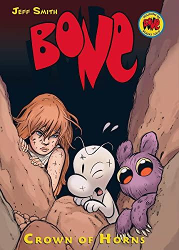 9780439706315: Bone #9: Crown of Horns