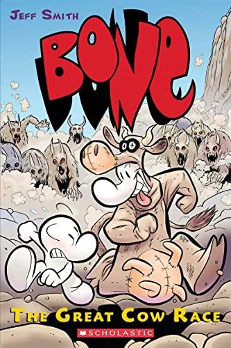 9780439706391: Great Cow Race (BONE #2)
