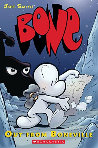 9780439706407: Bone 1: Out from Boneville