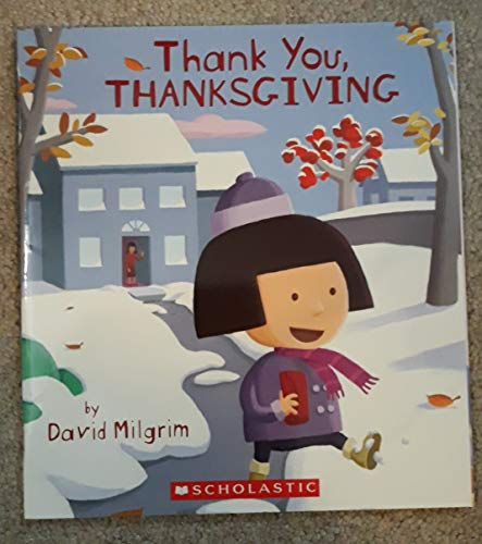 9780439708791: Thank You, Thanksgiving