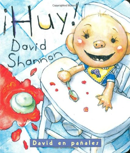 9780439709729: ¡Huy!: David en pañales: (Spanish language edition of Oops! A Diaper David Book) (Diaper David/David en Panales (Spanish)) (Spanish Edition)