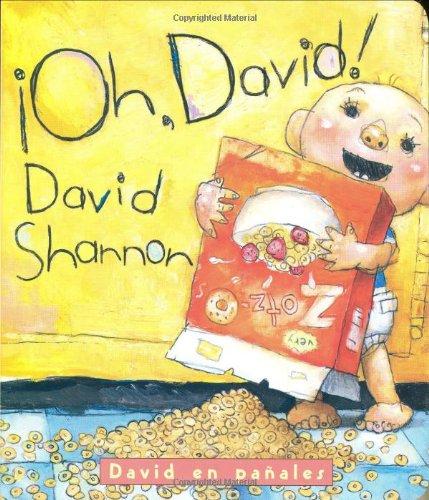 9780439709736: Oh, David! (Diaper David/David En Panales (Spanish))
