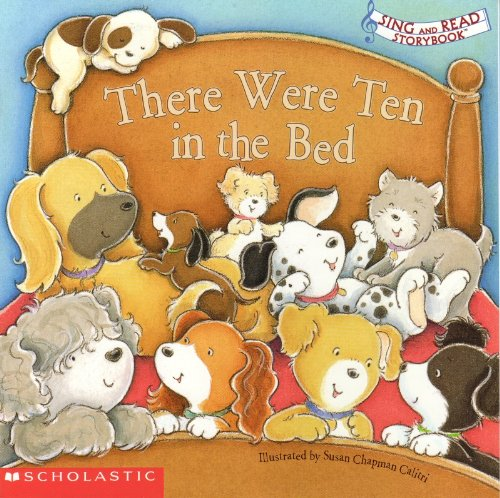 9780439710534: There Were Ten in the Bed (Big Book) (Sing and Read Storybook)