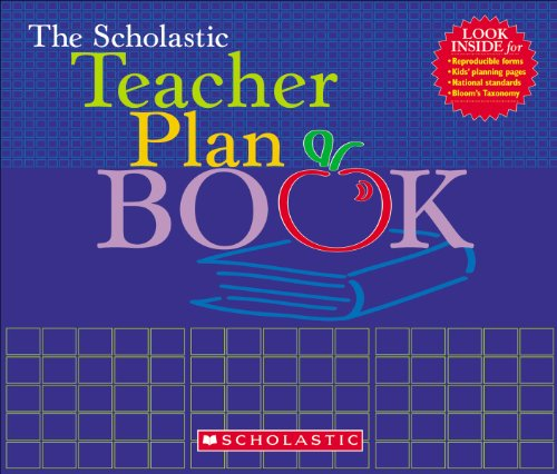 9780439710565: The Scholastic Teacher Plan Book (Updated)