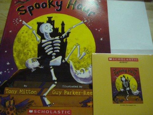 9780439713023: Spooky Hour Book & Audio CD
