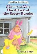 9780439714716: Minnie and Moo the Attack of the Easter Bunnies (Minnie and Moo)