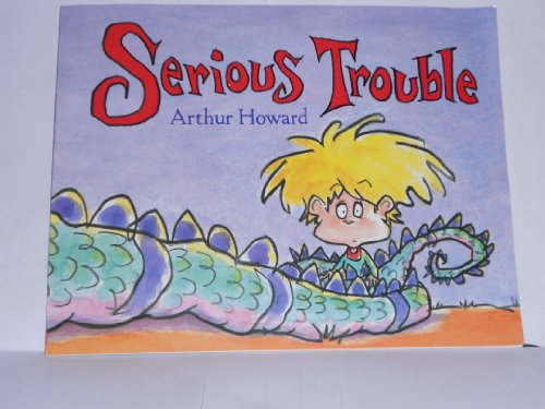 9780439718318: SERIOUS TROUBLE
