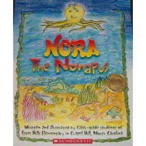Nora the Nonapus: Cavender, Susan; Krishnan,