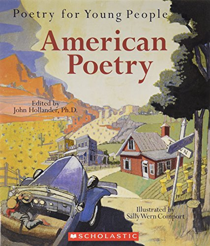 9780439721257: American Poetry (Poetry for Young People)
