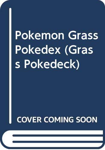 9780439721578: Pokemon Grass Pokedex (Grass Pokedeck)