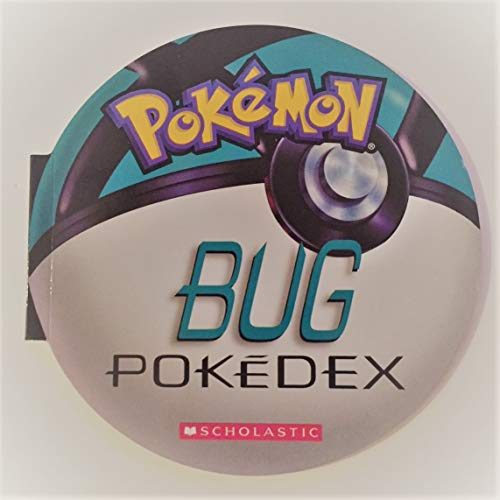 9780439721912: Bug Pokedex (Official Pokemon Master's Club)