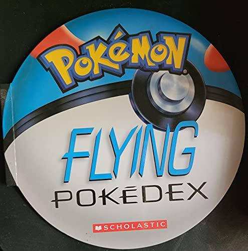 9780439721974: Flying Pokedex (Official Pokemon Master's Club)