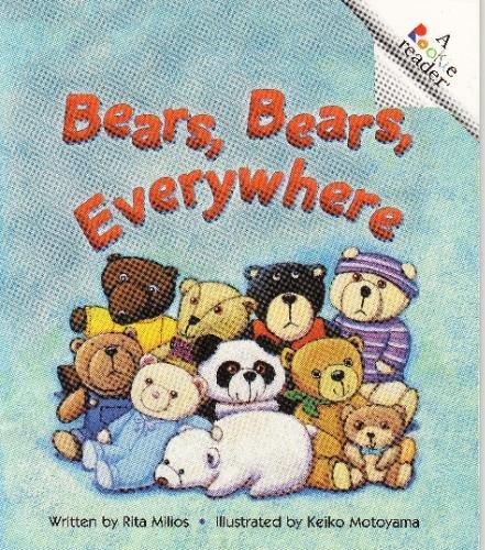 9780439723145: Bears, Bears, Everywhere