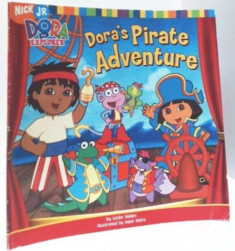 9780439723862: Dora's Pirate Adventure (Dora the Explorer)