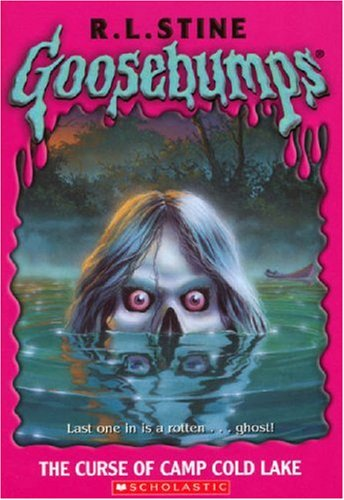 9780439724043: Goosebumps #56: The Curse of Camp Cold Lake