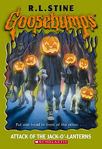 9780439724050: Attack of the Jack-O'-Lanterns (Goosebumps)