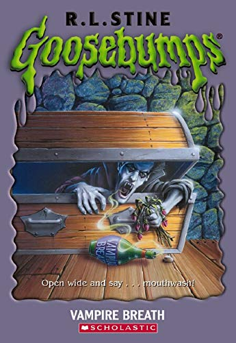 9780439724067: Vampire Breath (Goosebumps)