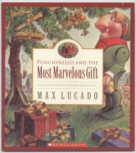9780439724081: Punchinello and the Most Marvelous Gift