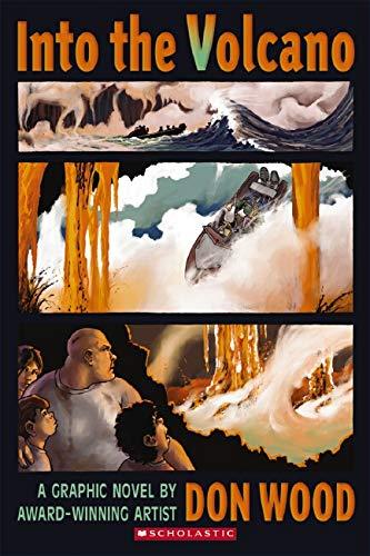 9780439726740: Into the Volcano