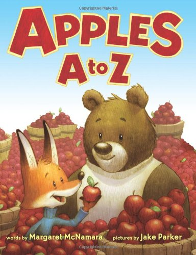 9780439728089: Apples A to Z