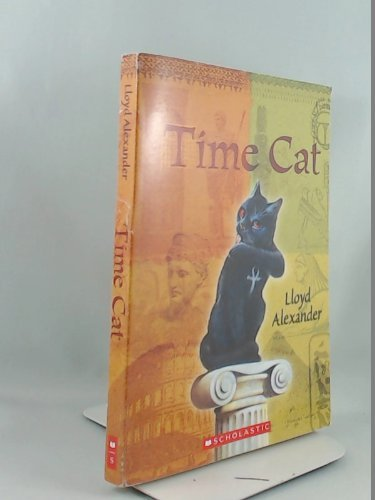 9780439728133: Time Cat