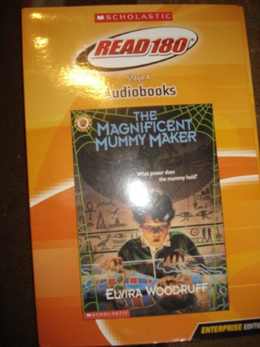 The Magnificent Mummy Maker (Read 2180 Stage A): Scholastic