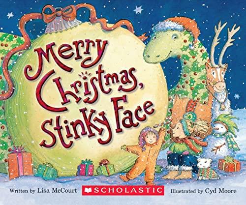 9780439731232: Merry Christmas, Stinky Face