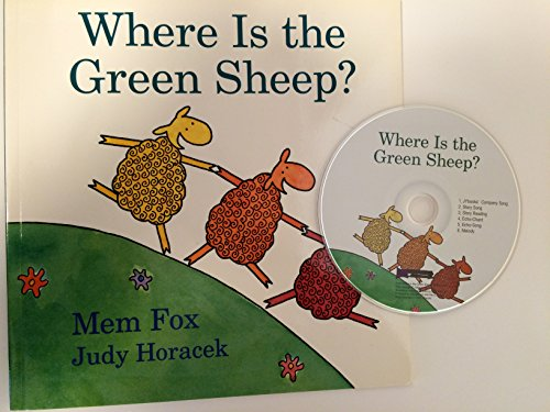 9780439731409: Where Is the Green Sheep? [Taschenbuch] by Mem Fox